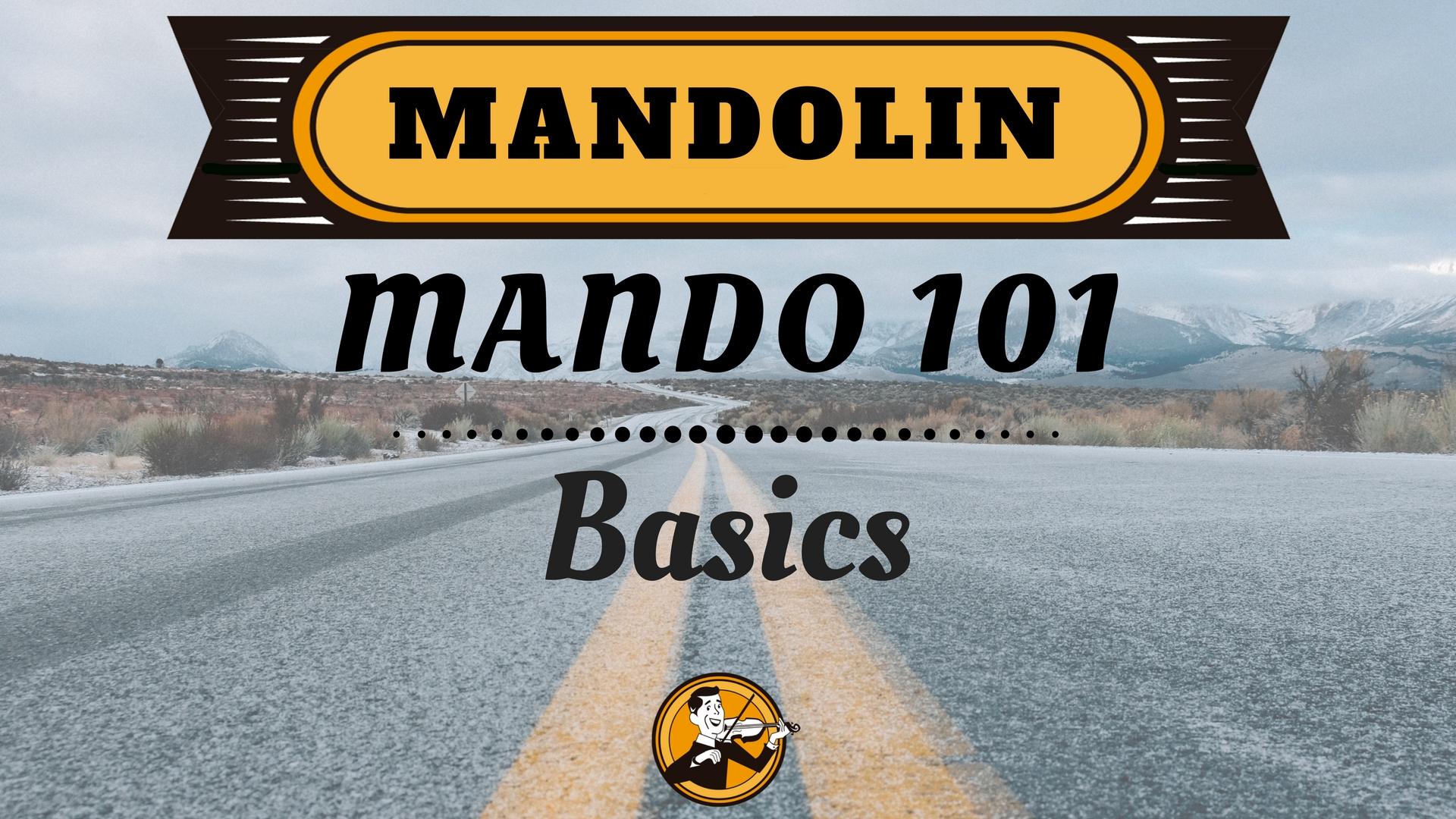 Mando 101 BASICS (1)
