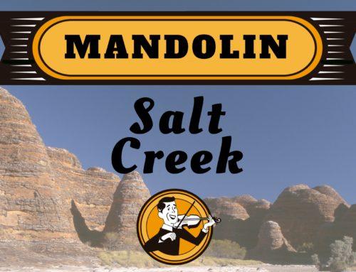 Salt Creek | Mandolin | 11:57