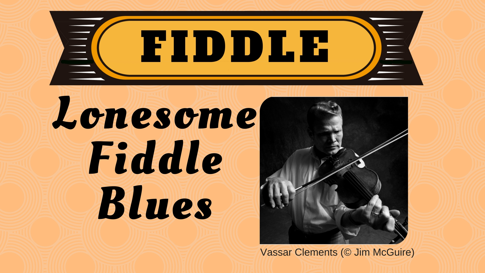 Fiddle Lonesome Fiddle