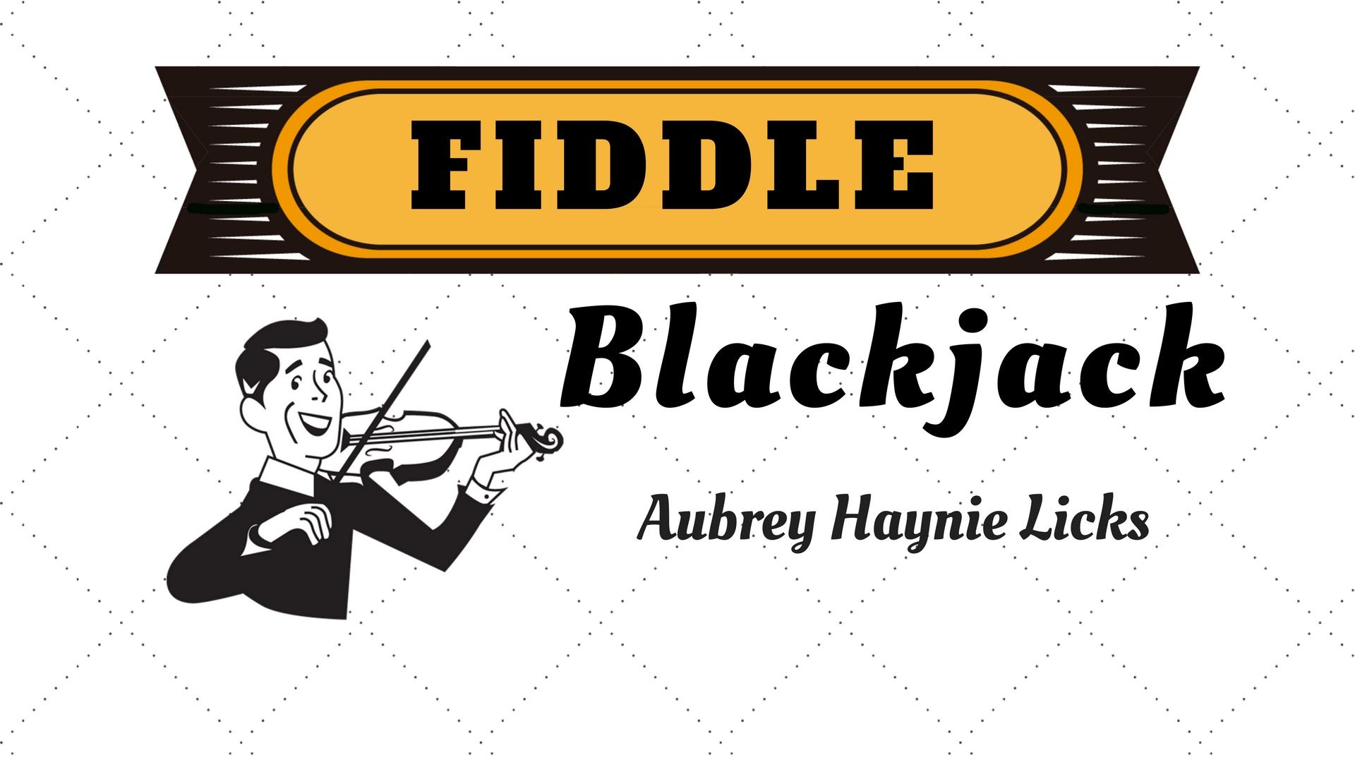 Fiddle Blackjack
