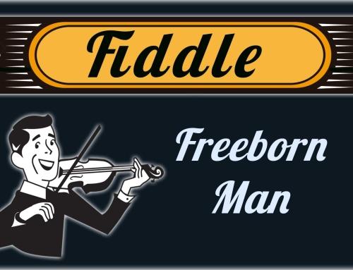 Freeborn Man – Mark O'Connor's 1st Solo