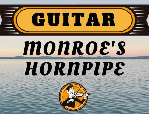 Monroe's Hornpipe | Tony Rice Solo | 32:45