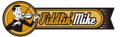 Fiddlin' Mike Logo