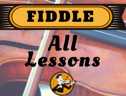 All Fiddle Lessons
