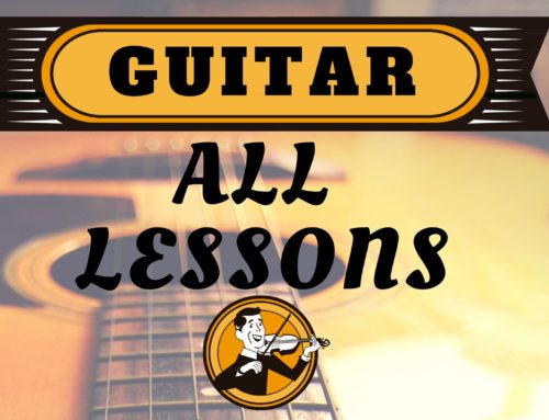 All Guitar Lessons