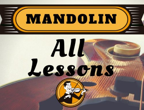 All Mandolin Lessons